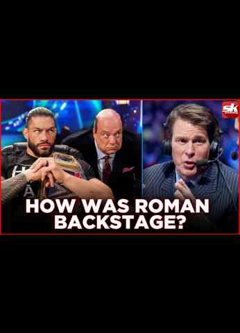 WWE Legend reveals what it was like to work with Roman Reigns   WWE News Roundup