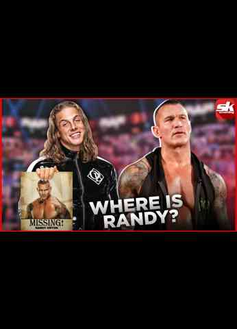 WWE RAW Superstar files a missing persons report on Randy Orton   WWE News Roundup