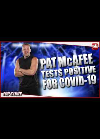 WWE SmackDown announcer Pat McAfee test positive for COVID-19   Sportskeeda Wrestling