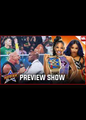 WWE Summerslam 2021 Preview & Predictions w/Kenny Bolin