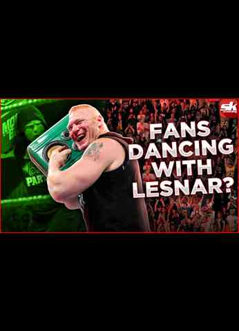 WWE Superstar lashes out at fans for dancing with Brock Lesnar | WWE News Roundup