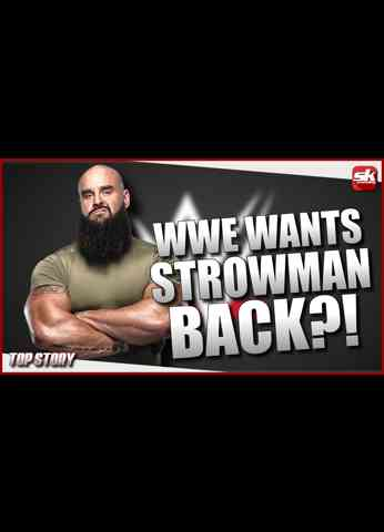WWE wants Braun Strowman BACK?; SummerSlam going to Movie Theaters | SK Wrestling Top Story