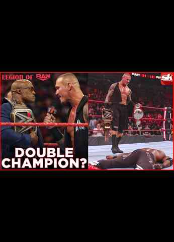WWE's response to AEW All Out? New Championship Match announced   WWE RAW Review   Legion of RAW