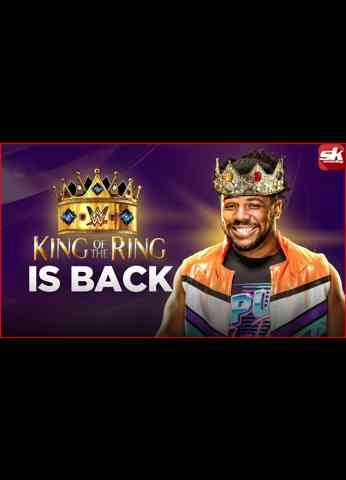 Xavier Woods reacts to WWE King of The Ring announcement   WWE News Round Up