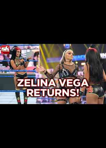 Zelina Vega returns; Kevin Owens and Sami Zayn steal the show   Good, Bad, and Ugly of WWE SmackDown
