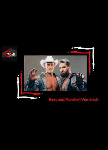 MLW Rewind epsiode 12! this weeks rewind and our conversation with Ross and Marshall Von Erich