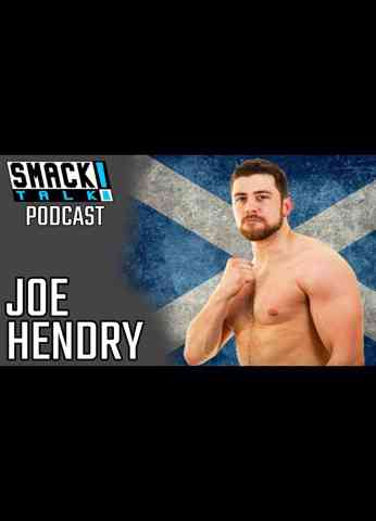 Smack Talk Interview with Joe Hendry