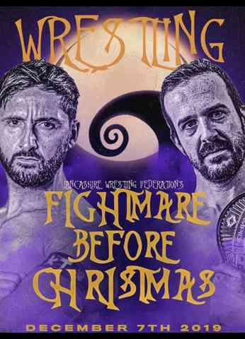 Fightmare Before Christmas 2019