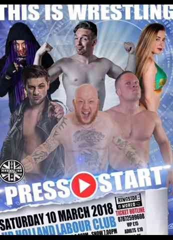 This is Wrestling: Press Start
