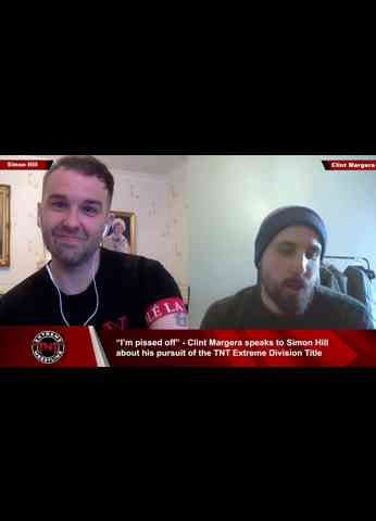 Exclusive interview Clint Margera