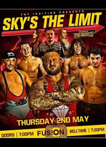 TNT IGNition: Sky's The Limit 2019