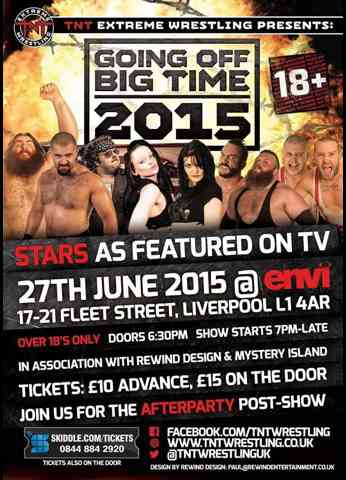 Going Off Big Time 2015