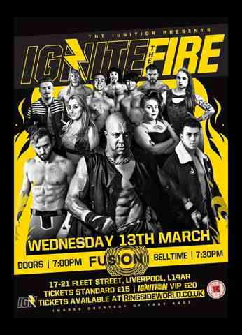 IGNition: IGNite the Fire 2019