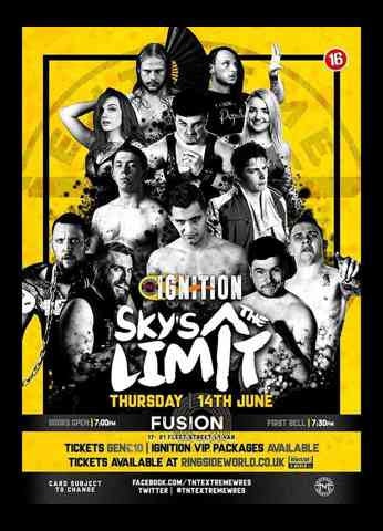 IGNition: Sky's The Limit 2018