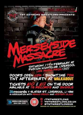 Merseyside Massacre 2016