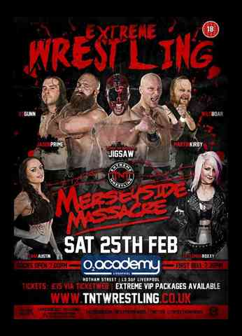 Merseyside Massacre 2017