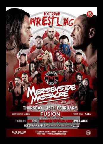 Merseyside Massacre 2018