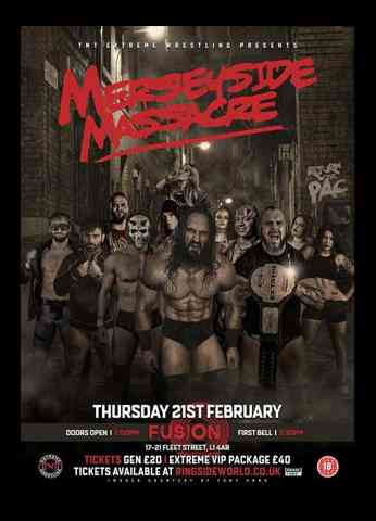 Merseyside Massacre 2019