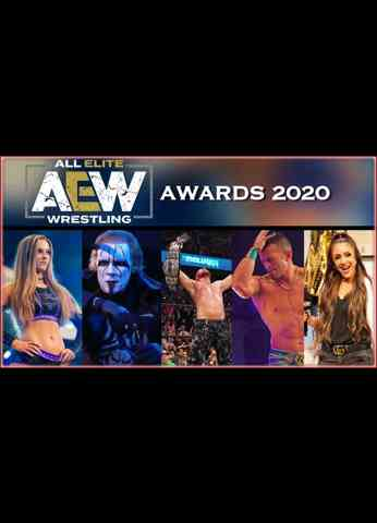 AEW Awards 2020 - Wrestler, Tag Team, Moment, Most Improved, Breakout and Match Of The Year