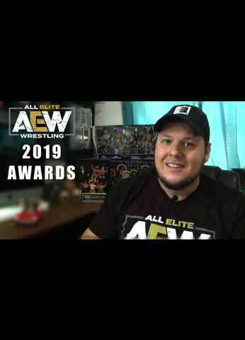 AEW AWARDS of 2019 - Wrestler, Tag Team, Biggest Surprise, Match of the Year and MORE!