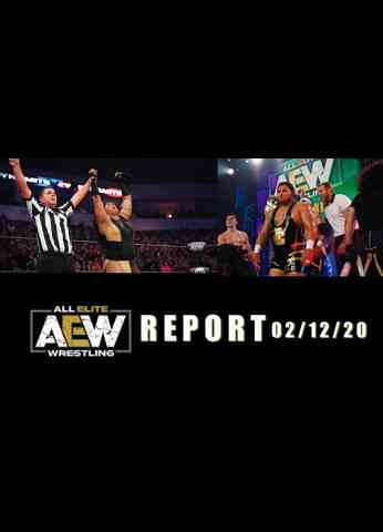 AEW REPORT 02/12/20 - CHANGES
