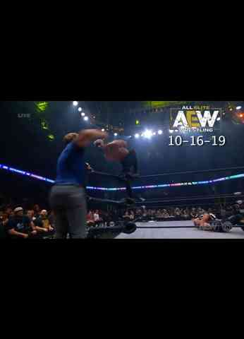 AEW Report for 10-16-19