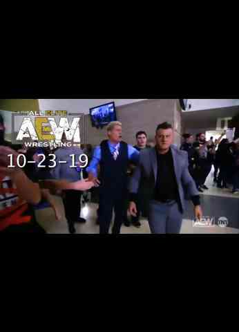 AEW Report for 10-23-19
