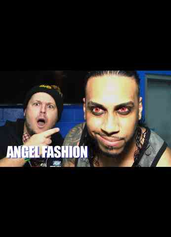 Angel Fashion Interview at GCW15: The Legend Of The Medallion