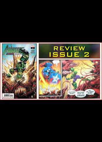 Avengers Mech Strike Issue 2 Comic Book Review