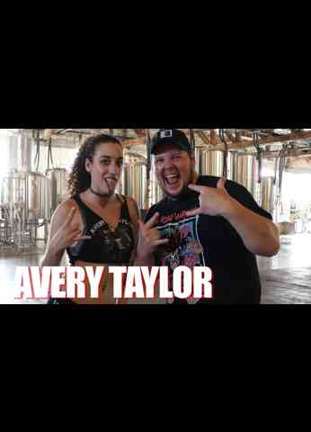 AVERY TAYLOR Interview at Ignite Wrestling