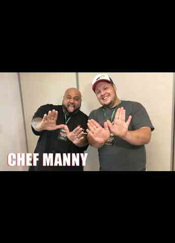Chef Manny from Kayfabe Kitchen Interview - How To Make restaurant Quality Food On A Budget