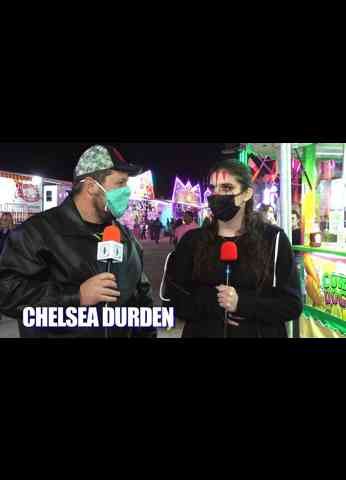 Chelsea Durden Interview at Generation Championship Wrestling's event Nova Rising