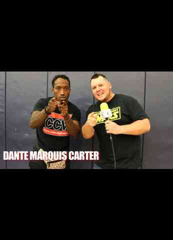 DANTE MARQUIS CARTER - Interview at CCW
