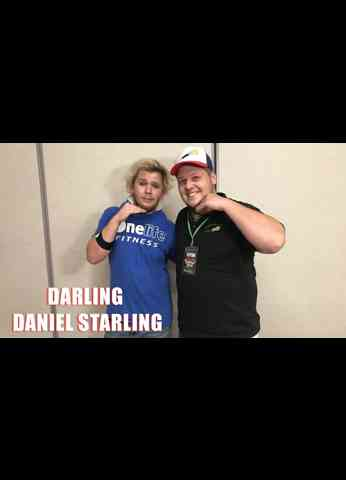 Darling Daniel Starling Interview at GCW Generation Championship Wrestling We Run This Town
