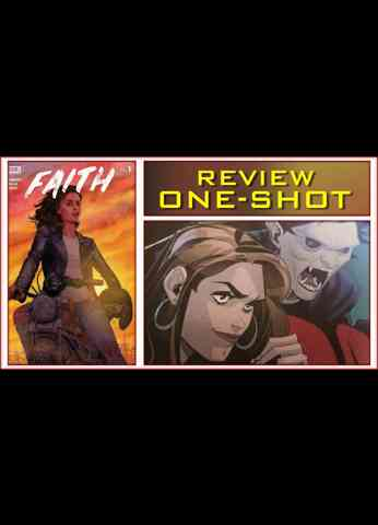 Faith Issue 1 One-shot Comic Book Review - Buffy The Vampire Slayer