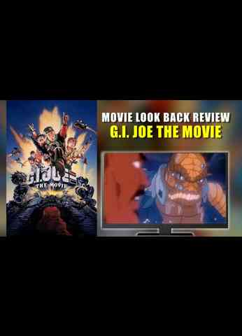 G.I. Joe The Movie Look Back Review