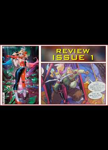 Harley Quinn Issue 1 Infinite Frontier Welcome Home - Infinite Frontier 2021