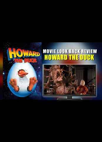 Howard The Duck - Movie Look Back Review 1986