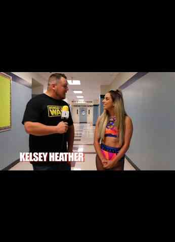 KELSEY HEATHER Interview at CCW