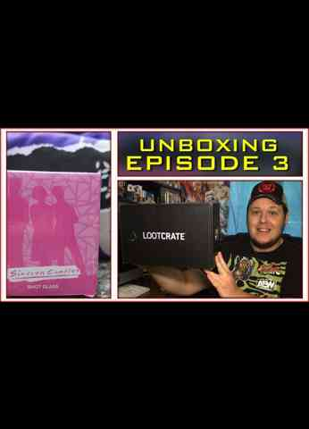 LootCrate Unboxing - Love Sick featuring Disney, 16 Candles, Harley Quinn and More!