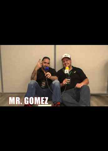 Mr Gomez Interview at Generation Championship Wrestling - We Run This Town 2021