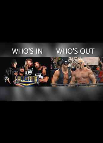 nWo in the WWE Hall Of Fame and why I believe they are NOT doing it right