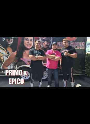 PRIMO and EPICO - Interview at Fighting Evolution Wrestling