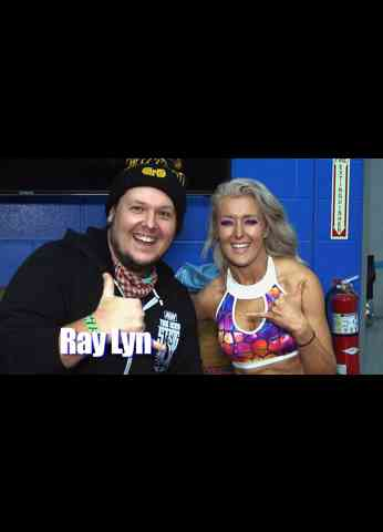 Ray Lyn Interview at GCW 15: The Legend Of The Medallion