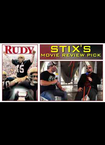 Rudy 1993 - Stix's Movie Look Back Review Pick
