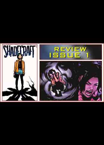 ShadeCraft Issue 1 Comic Book Review