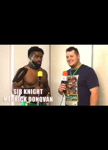 Sir Knight Merrik Donovan Interview from The Young Professor's Best In Class Show