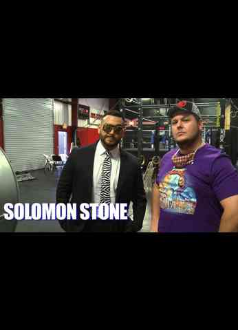Solomon Stone Interview at GCW15: The Legend Of The Medallion