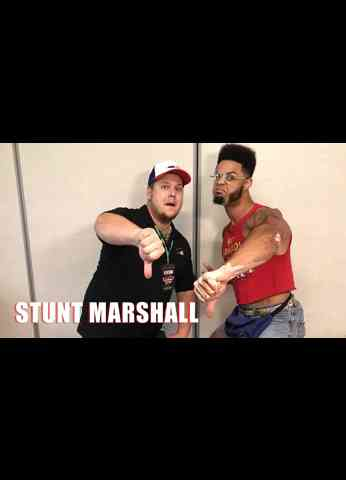 Stunt Marshall Interview at Generation Championship Wrestling Show We Run This Town