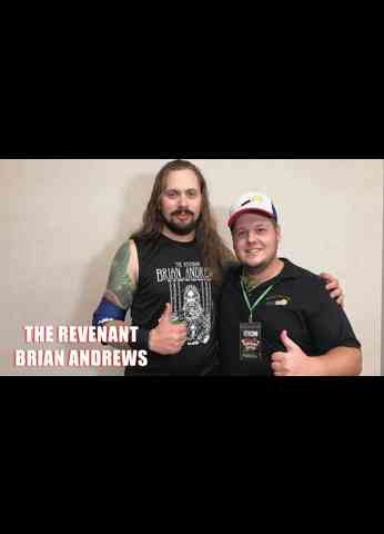 The Revenant Brian Andrews Interview